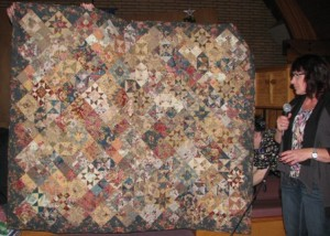 Wedding Quilt-Terri Vieira